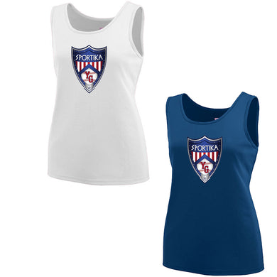 Young Gun Dri Fit Training Tank Top