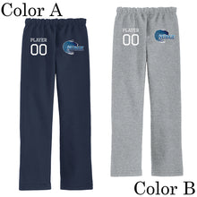 Brick Surge Cotton Sweatpants