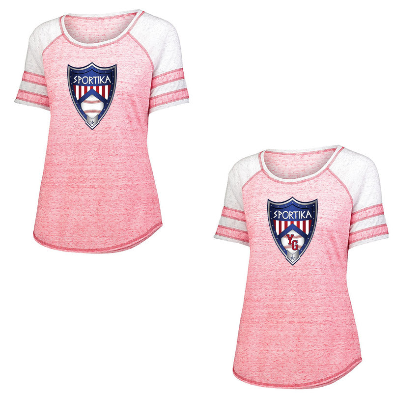 Young Gun Women's Baseball Shirt