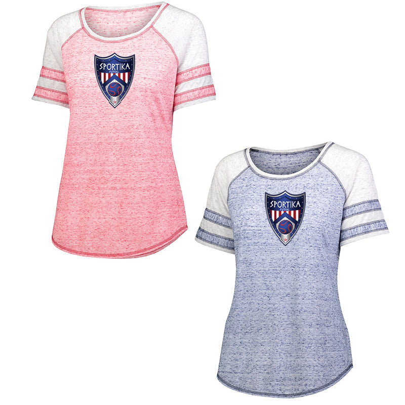 Ladies Fan Shirt Futsal Soccer