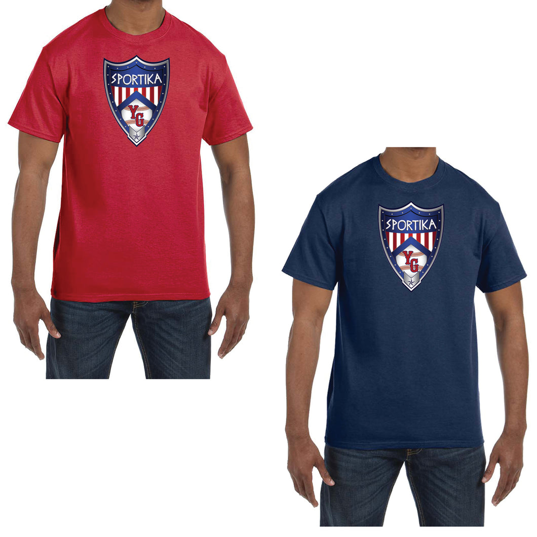Young Guns Youth&Adult Cotton T-Shirt Crest