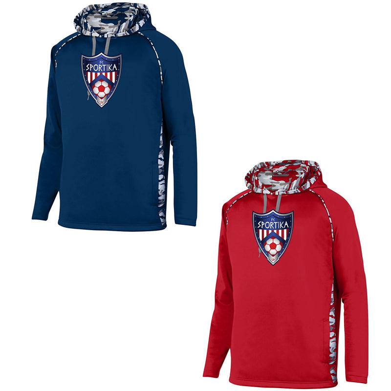 Youth&Adult Camo Hoodie FC Soccer