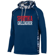 Camo Hoodie Gallager