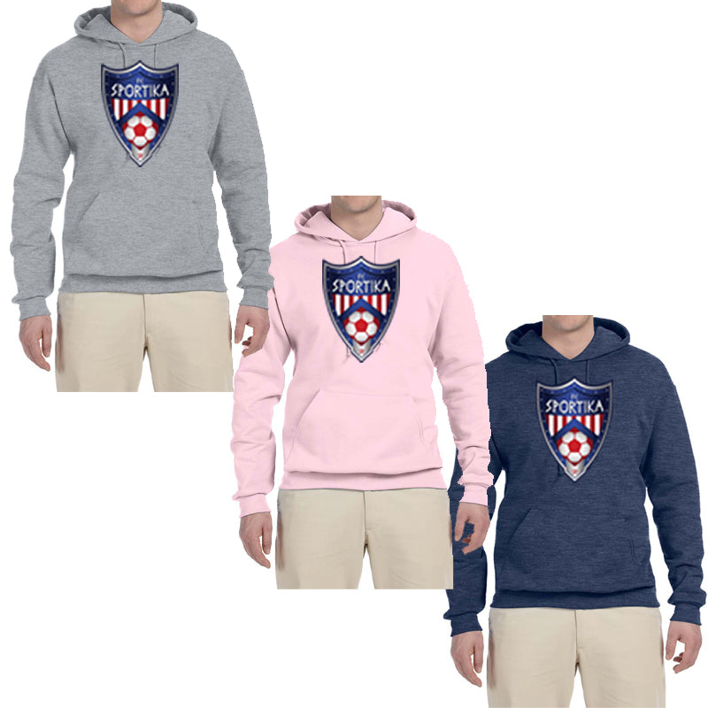 Youth Cotton Hoodie FC Soccer