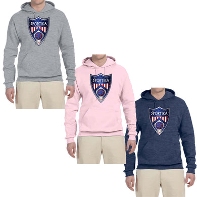 Youth Cotton Hoodie Futsal Soccer