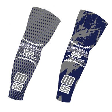 Howell South Little League Arm Sleeves