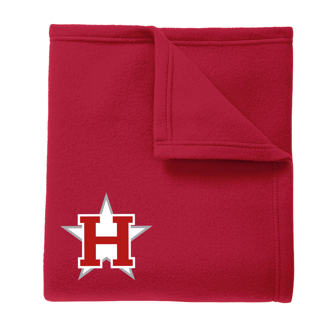 Holbrook Little League Embroidered Blanket