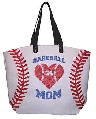 Baseball Mom Bag Large