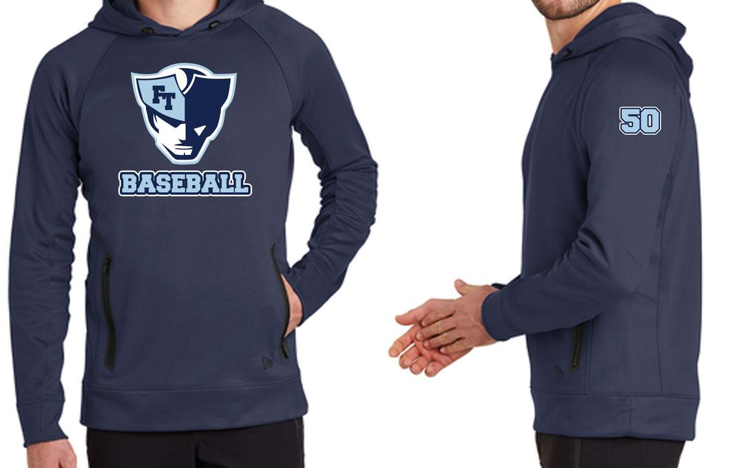 Baseball Player Hoodie New Era