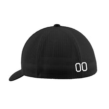 Monroe Lacrosse Embroidered Logo Team Hat