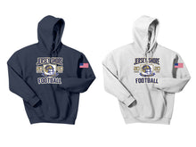Howell Lions Cotton Hoodie