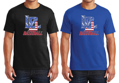 Cotton T-Shirt USA LB