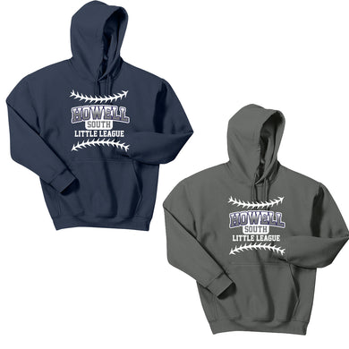 Howell South Little League Cotton Hoodie