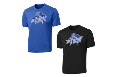 Storm Hoops Cotton T-Shirt