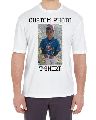Dri Fit T-shirt Custom Photo
