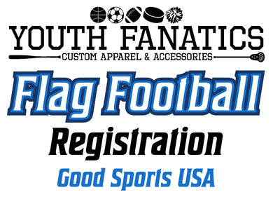 FLAG FOOTBALL REGISTRATION - Good Sports USA