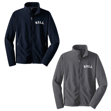 Howell South Little League  Fleece Jacket with Embroidery