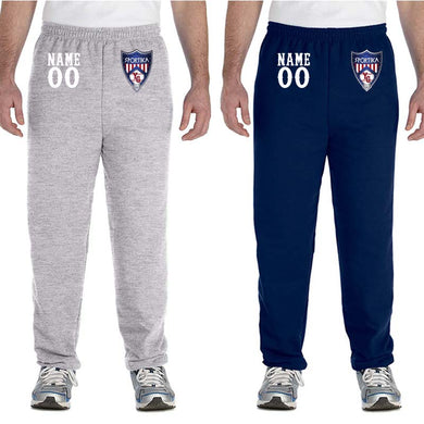 Young Gun Cotton Sweatpants