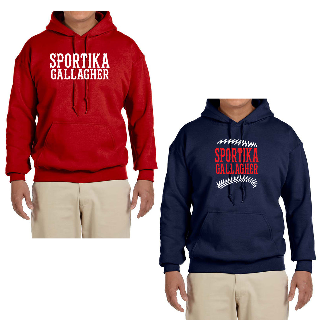 Sportika Gallagher Cotton Hoodie