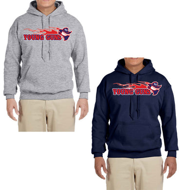 Young Guns Youth&Adult Cotton Hoodie