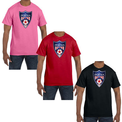 Youth Cotton T-Shirt FC Soccer