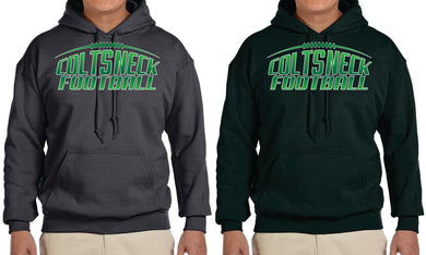 Cotton Hoodie Football