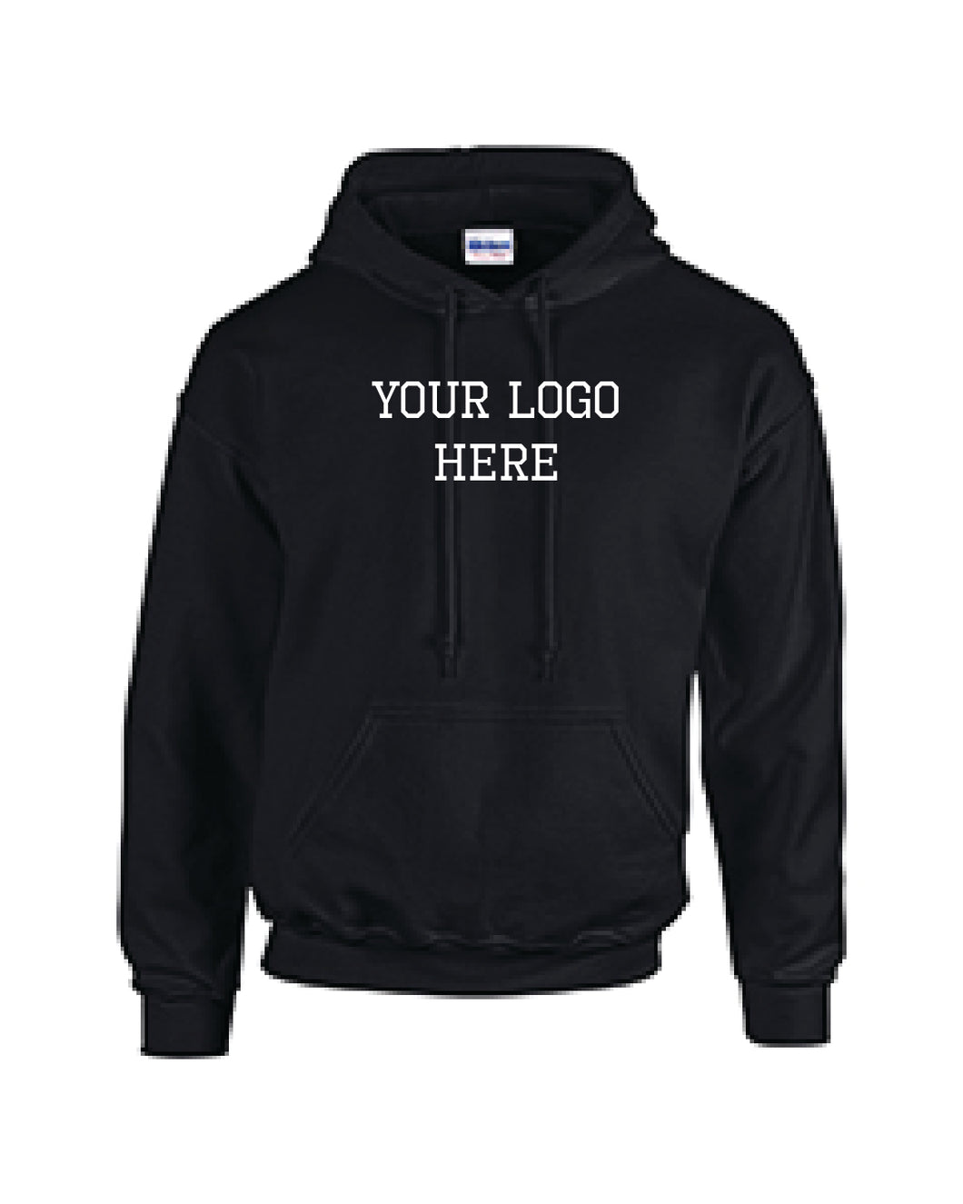 1 Color / 1 Location Hoodie