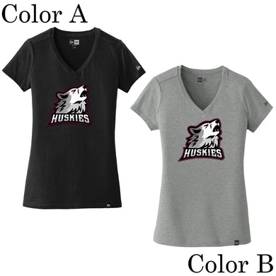 Matawan Huskies New Era Ladies V Neck