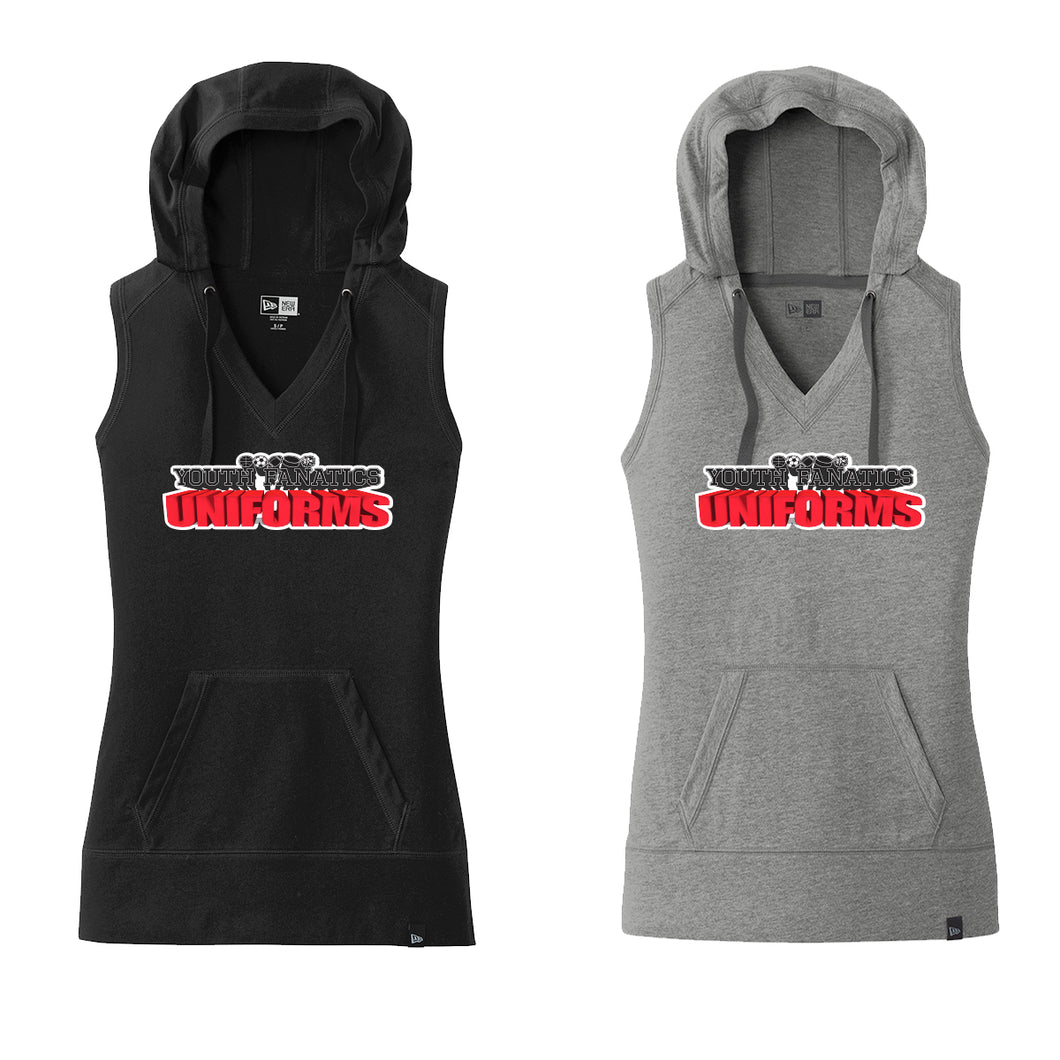 Women's New Era Sleeveless Hoodie