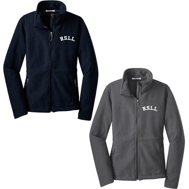 Howell South Little League Fleece Jacket with Embroidered Logo