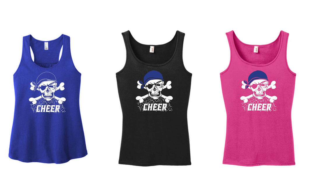 Ladies Tank Top Cheer