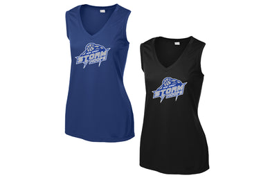 Storm Hoops Women's Tank Top