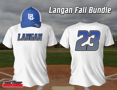 Langan Baseball Fall Bundle 2020