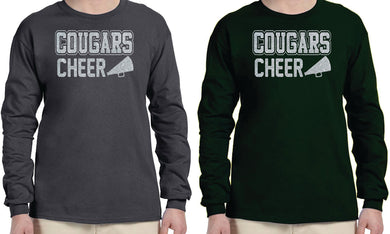 Cotton Long Sleeve Shirt Cheer