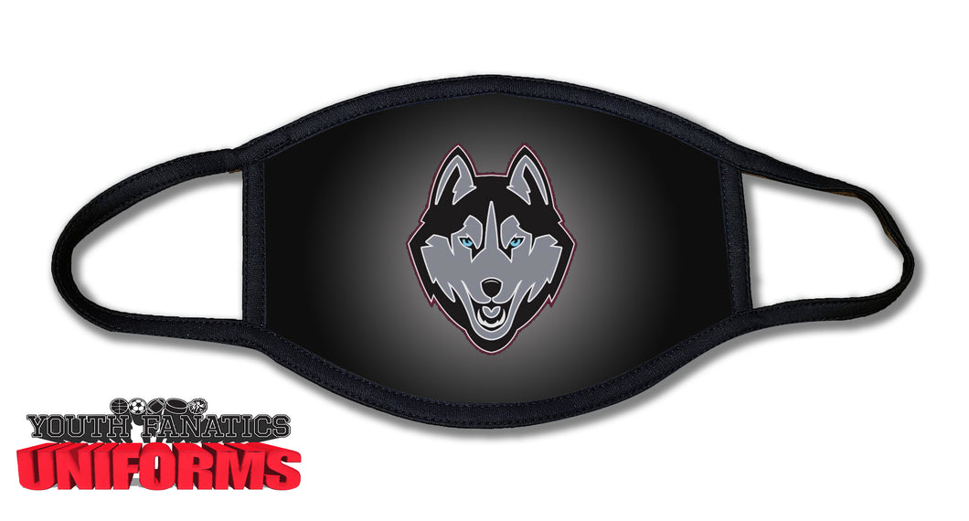 Matawan Huskies Face Mask