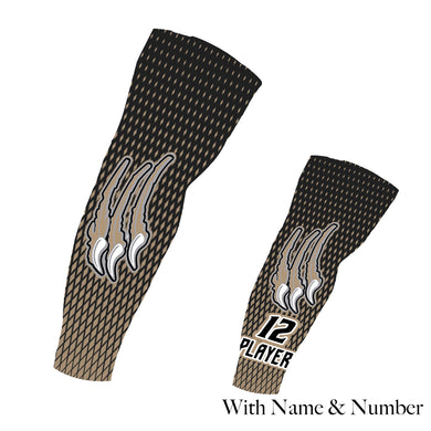 Monroe Wolverines Arm Sleeves