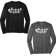 Ghost Squad Long Sleeve Performance Shirt