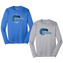 Brick Surge Long Sleeve Performance Shirt
