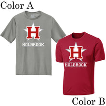 Holbrook Little League Dri Fit Tri Blend Shirt