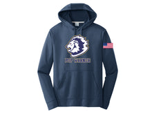 Howell Lions Performance Hoodie