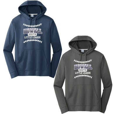 Howell South Little League Performance Hoodie