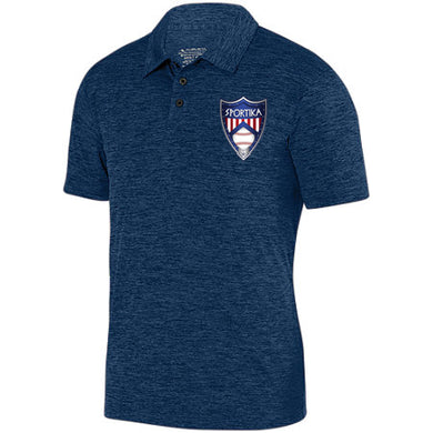 Sportika Baseball Polo Shirt