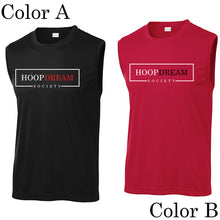 HoopDream Society Sleeveless Performance Training Shirt