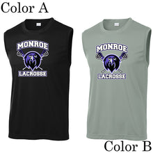 Monroe Lacrosse Sleeveless Performance Training Shirt