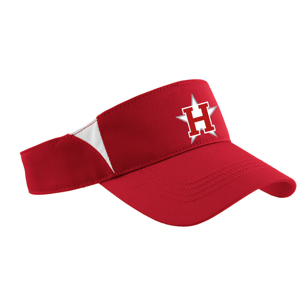 Holbrook Little League Visor Cap