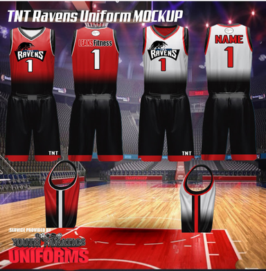 TNT Ravens Uniform Package