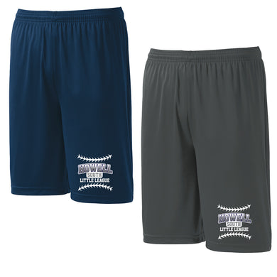 Howell South Little League Training Shorts