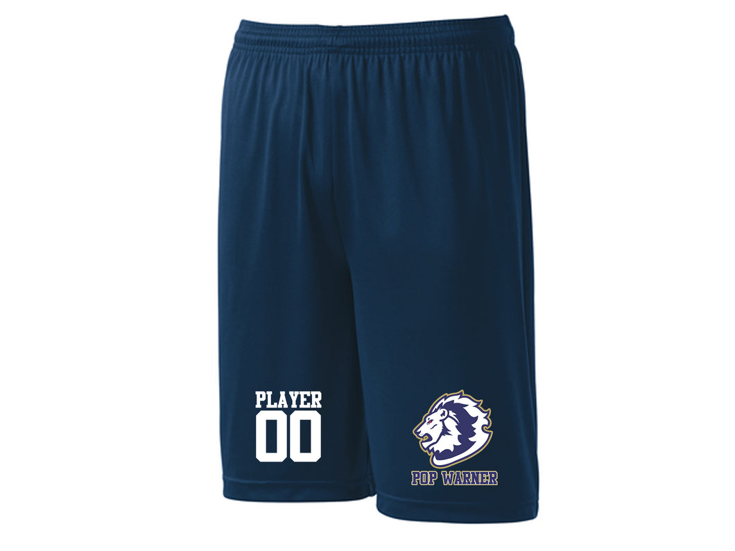 Howell Lions Training Shorts