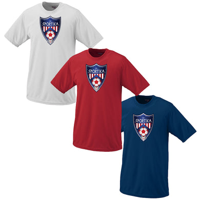 Youth Dry Fit T-Shirt FC Soccer