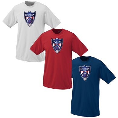 Adult Dry Fit T-Shirt Futsal Soccer